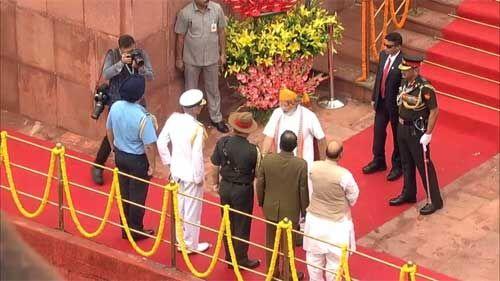 लाल किले की प्राचीर से बोले पीएम मोदी, तीनों सेनाओं का सेनापति होगा चीफ ऑफ डिफेंस स्टाफ