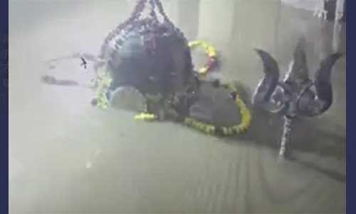 एमपी में मूसलाधार बारिश से नदियां उफान पर, पानी में डूबी पशुपतिनाथ मंदिर की अष्टमुखी मूर्ति