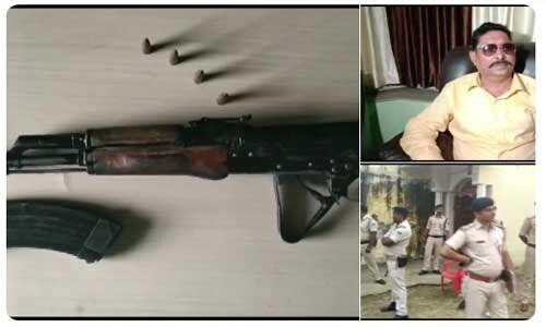 मोकामा विधायक अनंत सिंह के घर पड़े छापे में एके-47, ग्रेनेड और कारतूस बरामद