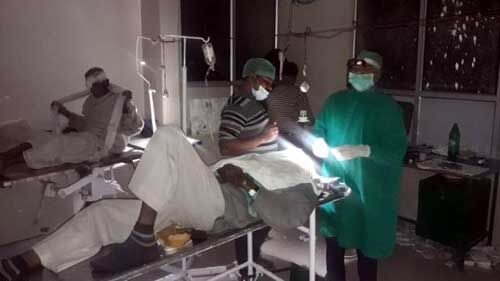 एमपी : मोतियाबिंद ऑपरेशन बिगड़ने से 10 मरीजों की गई आंखों की रोशनी