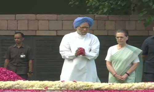 राजीव जयंती : पीएम मोदी, सोनिया, राहुल सहित कई नेताओं ने दी श्रद्धांजलि