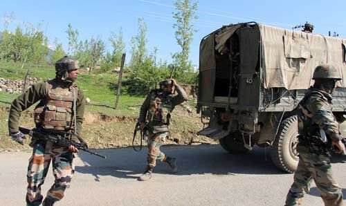 पाक ने फिर किया संघर्ष विराम का उल्लंघन, सेना ने मुँहतोड़ जवाब