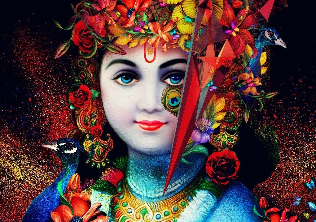 """कृष्ण की शौर्य गाथाओं की याद दिलाती """"जन्माष्टमी"""""""