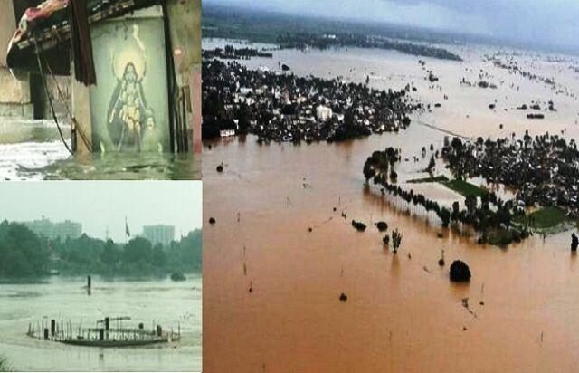 यमुना का जलस्तर पहुंचा 205.98 मीटर, डर के साए में लोग, दिल्ली सरकार की व्यवस्था नाकाफी