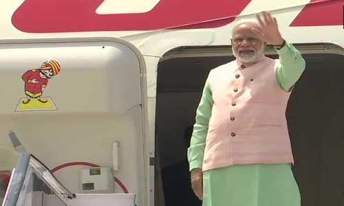 प्रधानमंत्री मोदी तीन देशों की यात्रा पर रवाना, इन देशों से होंगे भारत के मजबूत सम्बंध