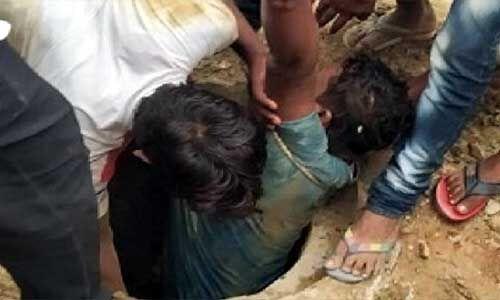 गाजियाबाद : सीवर सफाई के दौरान पांच कर्मचारियों की मौत