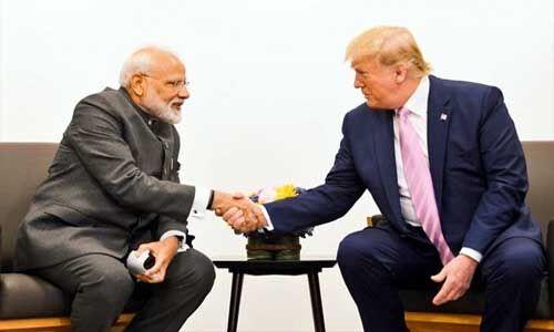 ट्रंप प्रधानमंत्री मोदी के साथ बैठक को लेकर काफी उत्सुक, इन मुद्दों पर होगी बात