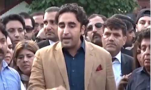 बिलावल भुट्टो ने इमरान खान को लिया आड़े हाथों, बोले- अब मुजफ्फराबाद बचाने के पड़े लाले
