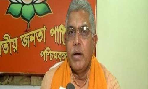 पश्चिम बंगाल बीजेपी प्रदेशाध्यक्ष के खिलाफ भड़काऊ बयान देने पर हुआ केस दर्ज