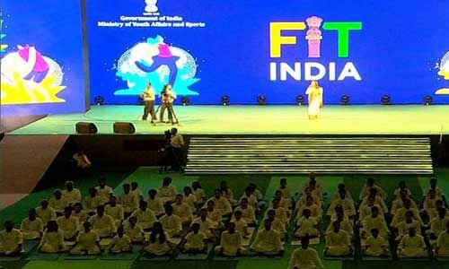 #NationalSportsDay : पीएम मोदी ने #FitIndiaMovement की शुरुआत