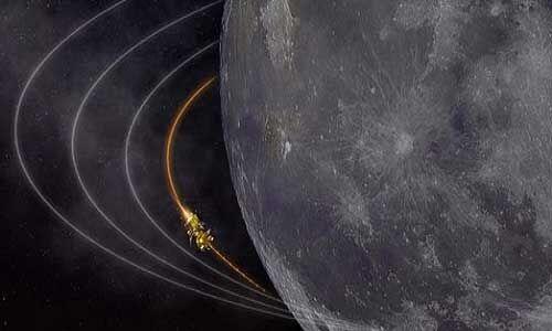 अब 01 सितम्बर की शाम को चांद की पांचवीं कक्षा में पहुंचाया जाएगा चंद्रयान-2