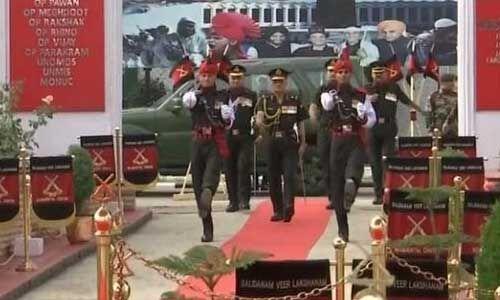 जम्मू कश्मीर के 575 युवा भारतीय सेना में हुए शामिल