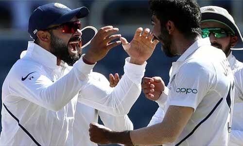 जसप्रीत बुमराह की गेंदबाजी के आगे धराशायी वेस्टइंडीज, 87 रन पर 7 विकेट गंवाए