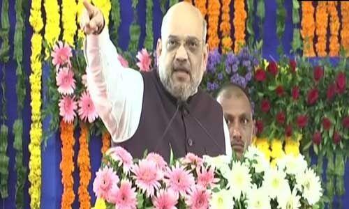 राहुल गांधी के बयान का उपयोग भारत के खिलाफ पाकिस्तान ने किया, कांग्रेस को शर्म आनी चाहिए : अमित शाह