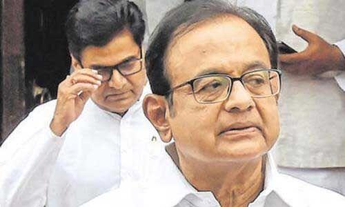 पूर्व केन्द्रीय मंत्री चिदंबरम की न्यायिक हिरासत 3 अक्टूबर तक बढ़ी
