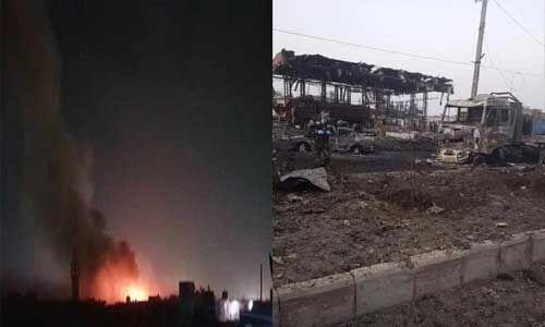 काबुल में धमाका, 5 लोगों की मौत, 50 से अधिक घायल