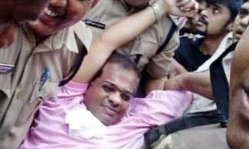 छत्तीसगढ़ : पूर्व मुख्यमंत्री जोगी के बेटे अमित को पुलिस ने किया गिरफ्तार, जानें क्या है मामला