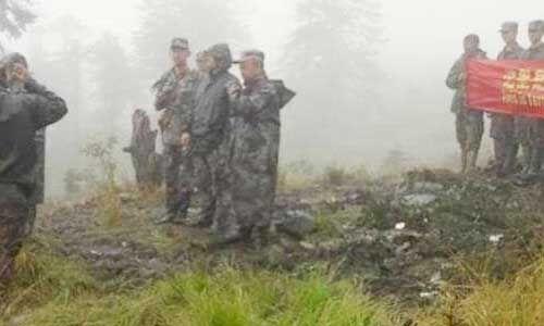 चीनी सैनिकों ने भारतीय सीमा में की घुसपैठ