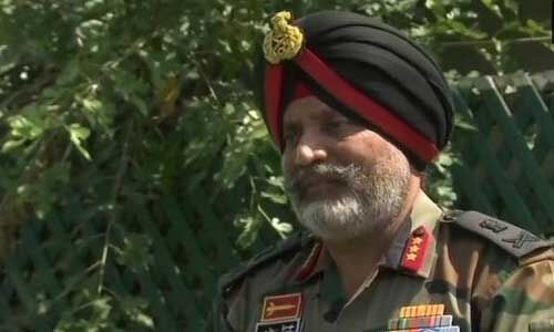 सेना ने कश्मीर में पकड़े दो आतंकियों का कबूलनामा किया पेश