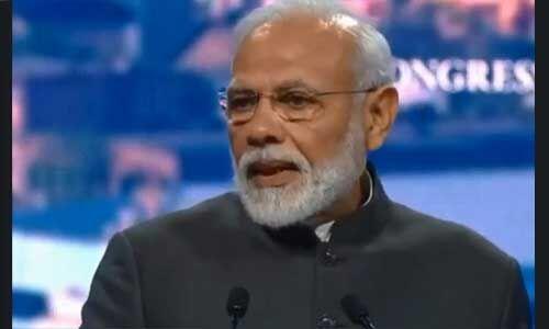 पीएम मोदी ने कहा - खाड़ी में केवल अपने तेल टैंकरों को सुरक्षा दे रहे हैं भारतीय युद्धपोत