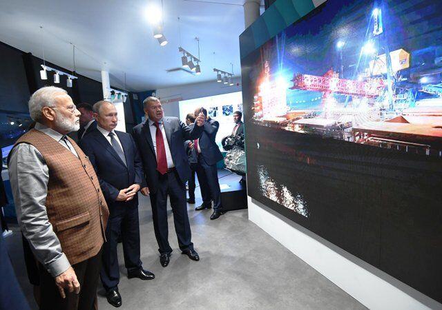 भारत-रूस के बीच स्थापित होते नए सबंध