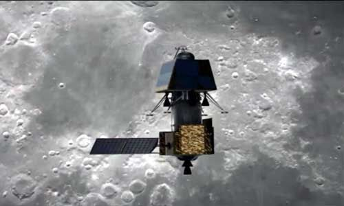 इसरो की मदद के लिए नासा ने बढ़ाया हाथ, चांद पर विक्रम के लैंडिंग स्थल की तस्वीर करेगा साझा