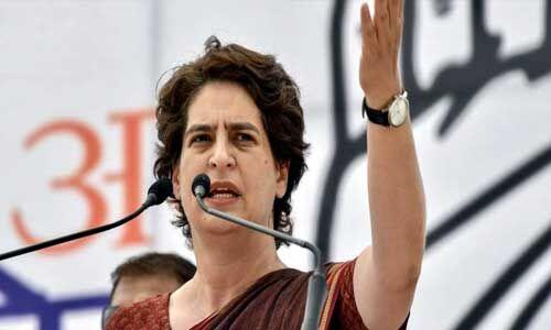 देश के प्रथम गृहमंत्री के आगे शत्रुओं को नतमस्तक होते देख होती है खुशी : प्रियंका गांधी