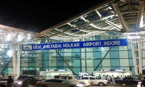 इंदौर : देवी अहिल्याबाई होल्कर एयरपोर्ट को मिले तीन बेस्ट श्रेणी के अवार्ड