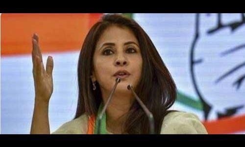 उर्मिला मातोंडकर ने छोड़ी कांग्रेस पार्टी, जानें क्या कहा