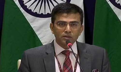 भारत ने पाक-चीन के संयुक्त वक्तव्य में कश्मीर के उल्लेख का किया विरोध