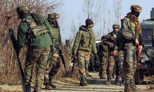इंडियन आर्मी ने पाक के कमांडो और आतंकियों पर किया ग्रेनेड से हमला