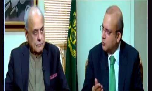 कश्मीर मुद्दे पर पाक के गृहमंत्री का छलका दर्द, जानें क्या है कहा