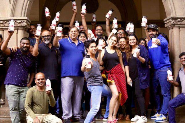 प्लास्टिक मुक्त अभियान में आगे आया बॉलीवुड, प्रधानमंत्री मोदी ने कहा - मुझे खुशी हुई