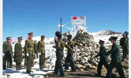 लद्दाख क्षेत्र में भारतीय सेना की पेट्रोलिंग पर चीनी सैनिकों ने जताई आपत्ति, भारत ने दिया जवाब
