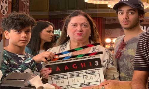फिल्म बागी 3 की शूटिंग शुरू, अगले साल 6 मार्च को होगी रिलीज