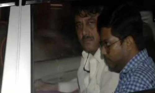 शिवकुमार को एक अक्टूबर तक भेजा न्यायिक हिरासत में