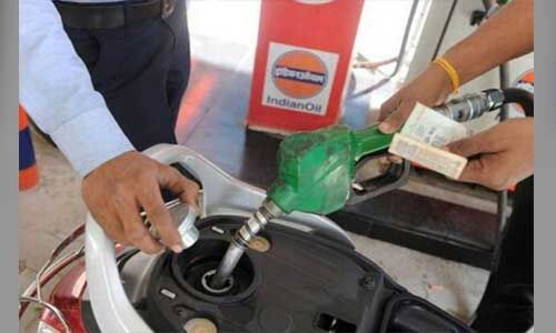 पेट्रोल-डीजल में पाचवें दिन आई गिरावट