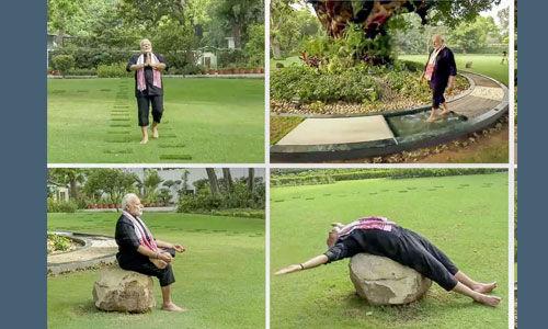 प्रधानमंत्री मोदी के बर्थडे पर जानिए क्या है उनके स्वस्थ शरीर का राज