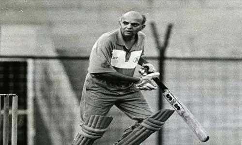 पूर्व भारतीय सलामी बल्लेबाज माधव आप्टे का निधन
