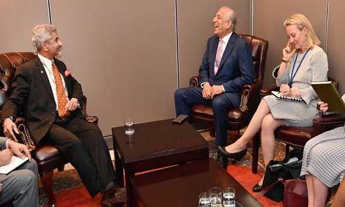 विदेशमंत्री जयशंकर ने कीं 11 द्विपक्षीय बैठक, भारत में हो रहे बदलावों की दी जानकारी