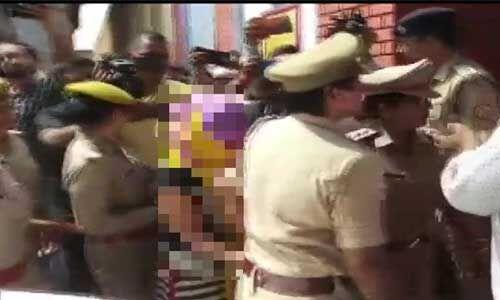 चिन्मयानंद मामला : यौन शोषण का आरोप लगाने वाली पीड़िता रंगदारी मामले में गिरफ्तार