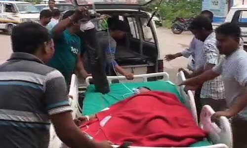 बंगाल में मेडिकल कॉलेज के सीसीयू में लगी आग, एक मरीज की मौत