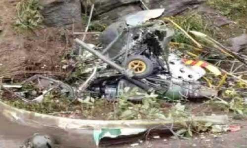 भूटान में भारतीय सेना का हेलीकॉप्टर क्रैश, 2 पायलट शहीद