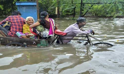 यूपी : दो दिनों में बारिश का कहर, अब तक 20 से अधिक लोगों की गई जान