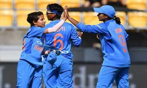 वेस्टइंडीज दौरे के लिए इंडियन वीमेन क्रिकेट टीम घोषित