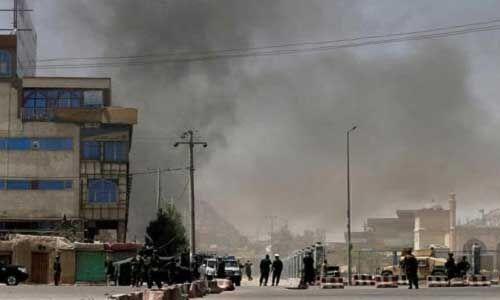 अफगानिस्तान : कंदाहर प्रांत में मतदान केंद्र में धमाका, 15 घायल