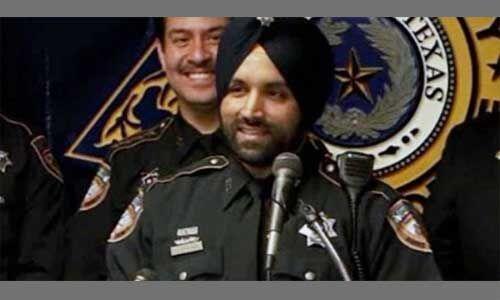 यूएसए में सिख पुलिस अधिकारी की गोली मारकर हत्या