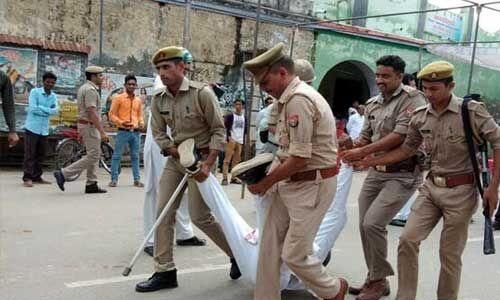 चिन्मयानंद केस : कांग्रेस की न्याय यात्रा को प्रशासन ने नहीं दी अनुमति, जितिन प्रसाद समेत कई नेता गिरफ्तार