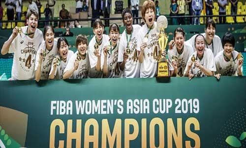 एफआईबीए महिला एशिया कप में जापान ने चीन को दी शिकस्त