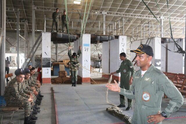 भारतीय वायुसेना की ताकत बना आगरा का एयरबेस
